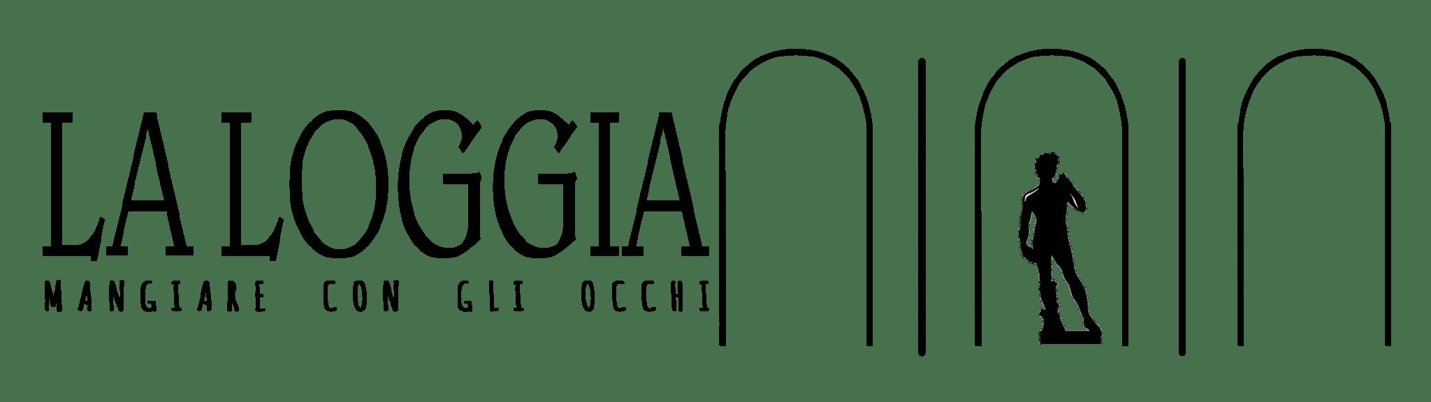 Logo ristorante La Loggia di Firenze, cliente Entheos